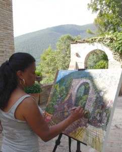 Italy work